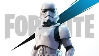 Download Fortnite - Imperial Stormtrooper Announce Trailer Video