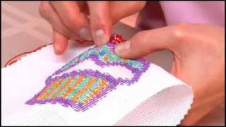 Download Learn to Stitch in Half the Time!   DMC-USA Video