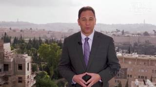 Download Jerusalem Dateline: 5/26/17 Excavation Reveals Jerusalem Road Where Jesus Walked Video