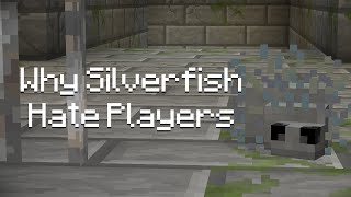 Download Why Silverfish Hate Players - Minecraft Video