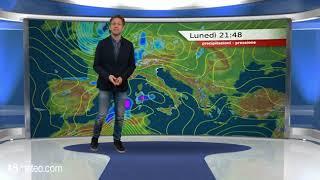Download Previsioni meteo Video per lunedi, 30 aprile Video