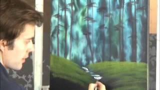 Download Landscape Painting - Live Demo Video