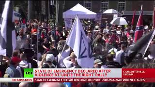 Download Charlottesville declares state of emergency over US far-right rally Video