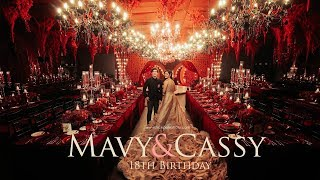 Download Mavy and Cassy Legaspi's 18th Birthday | Highlights Video by Nice Print Photography Video