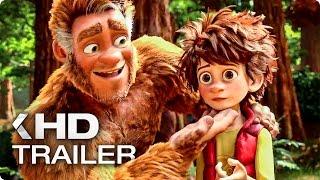 Download THE SON OF BIGFOOT International Trailer (2017) Video
