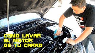 Download COMO LAVAR EL MOTOR DE UN AUTO Video