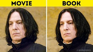 Download Harry Potter Characters: In the Books Vs. In the Movies Video