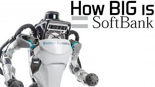 Download How BIG is SoftBank? (They Own Boston Dynamics & 99% of Smartphone Chips) Video