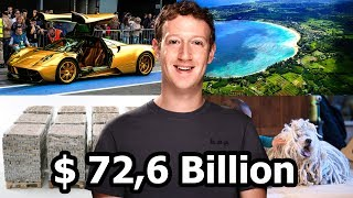 Download Mark Zuckerberg's Lifestyle ★ 2018 Video