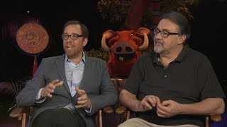 Download 'The Lion King' Creators Weigh In on Jon Favreau's Live-Action Remake Video