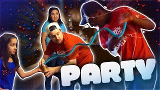 Download THROWING A PARTY FOR MY 8 YEAR OLD WITH THE TK HOUSE! Video