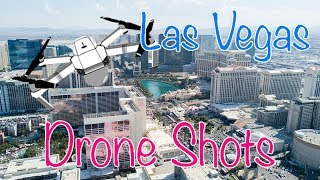 Download 4K - Las Vegas & Los Angeles - Drone Compilation Video