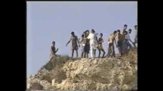 Download Highest World Cliff DIVING !!! 47 m !!! RAWCHE Lebanon - الروشة - Raouche (1) Video