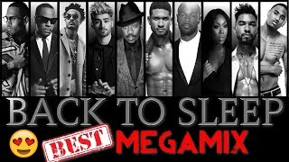 Download Chris Brown- Back To Sleep MEGAMIX (ft. R. Kelly, Trey Songz, ZAYN, Usher, Brandy, Miguel, & MORE) Video