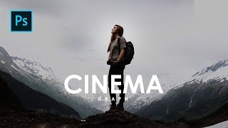 Download How to Create a Cinemagraph Motion Grpahic in Photoshop - Photoshop Animation Tutorials Video