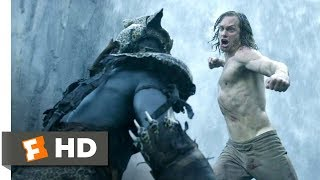 Download The Legend of Tarzan (2016) - Tarzan vs. Mbonga Scene (7/9) | Movieclips Video