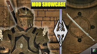 ▷Skyrim Remastered: Gondorian Armours And Weapons ♢️MOD SHOWCASE
