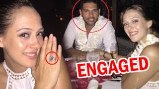 Download Watch Yuvraj Singh & Hazel Keech Engagement | Shabnam, Yograj | Bodyguard | Bigg Boss Video