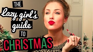 Download ❤ LAST MINUTE CHRISTMAS IDEAS || The Lazy Girl's Guide #3 Video
