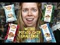 Download WEIRD POTATO CHIP CHALLENGE #2 Video