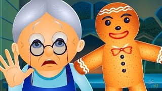 Download The Gingerbread Man Story | Fairy Tales for Children | By TinyDreams Kids Video