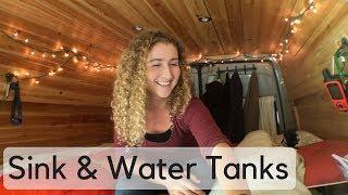 Download Sprinter Van Conversion - Sink & Water Tanks Video