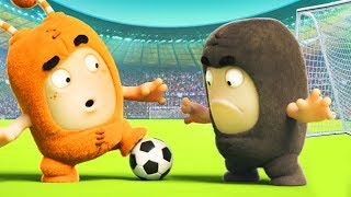 Download FIFA World Cup   The Oddbods Show   Funny Cartoons For Kids   Oddbods & Friends Video