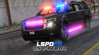 Download LSPDFR - Day 206 - Protesters Video