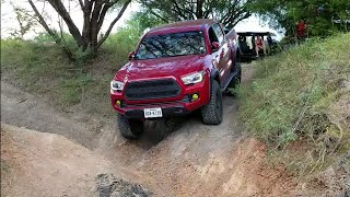 Download 3rd Gen Tacoma TRD Offroad Playing Around Video
