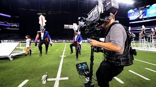 Download Behind the Scenes of a DCI Broadcast Production Video