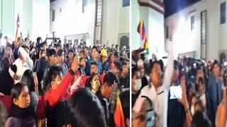 Download Bolivia: En Sacaba Cocaleros velan a los muertos - Trópico de Cochabamba Video