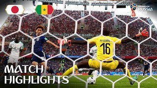 Download Japan v Senegal - 2018 FIFA World Cup Russia™ - Match 32 Video