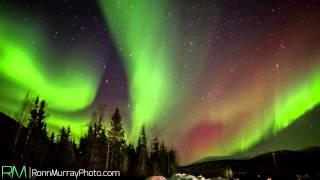 Download Alaska's Epic Northern Lights Video