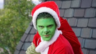 Download SEÑOR GRINCH | Rudy Mancuso, Lele Pons & King Bach Video
