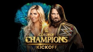 Download Clash of Champions Kickoff: Dec. 17, 2017 Video
