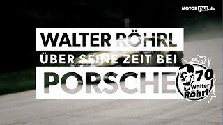Download Walter Röhrl und Porsche Video