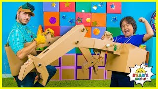 Download How to Make DIY Craw Machine from Cardboard!!! Video