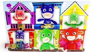 Download Best Toy Learning Video for Kids with PJ Masks Trapped By Romeo Video