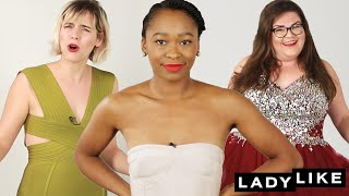 Download We Bought Formal Wear From Amazon • Ladylike Video