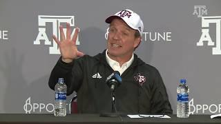 Download LSU Postgame | Jimbo Fisher 11.24.18 Video