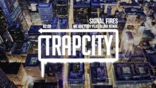 Download WE ARE FURY - Signal Fires (feat. Alina Renae) Video