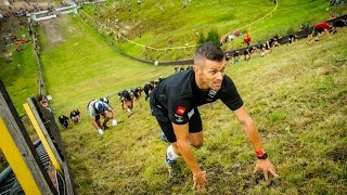Download The Steepest Running Race in Europe - Red Bull 400 Video