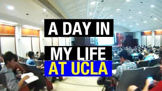 Download A DAY IN MY LIFE AT UCLA   Back to School Video