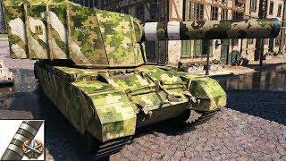 Download FV4005 Stage II - 13,5K Damage in Tier 10 Battle - World of Tanks Gameplay Video
