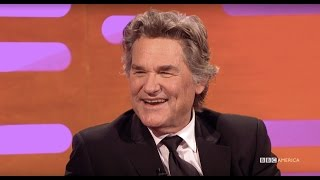 Download Kurt Russell Reveals Why You Can't Fall Asleep on Quentin Tarantino's Set - The Graham Norton Show Video