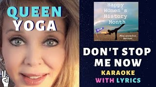 Download Karaoke Queen / Fitness thru Singing / Karyoga Video