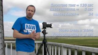 Download Timelapse photography tips from start to end Video