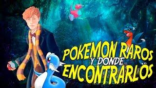 Download COMO CONSEGUIR A PORYGON, GABITE Y DRATINI - Pokemon raros y donde encontrarlos! Video