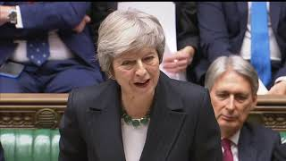Download Prime Minister's statement on EU exit negotiations: 15 November 2018 Video