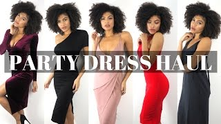 Download Asos Party Dress Haul, Unboxing, Try On & Help Me Pick! | Samio Video